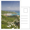 Charlotte Amalie on St. Thomas by Corbis