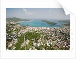 Charlotte Amalie on St. Thomas in U.S. Virgin Islands by Corbis