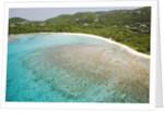 View near Lindquist Beach on St. Thomas by Corbis