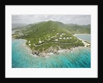 Coastline East of Road Town on Tortola by Corbis
