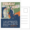 Tough Luck Motivational Poster by Corbis