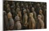 Terracotta Warrior Statues in Qin Shi Huangdi Tomb by Corbis