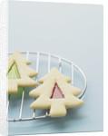 Christmas cookies by Corbis