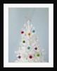 White Christmas tree by Corbis