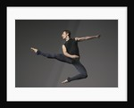 Ballet dancer by Corbis