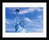 Detail of Statue of Liberty by Corbis