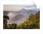 Bromo Volcano in Bromo-Tengger-Semeru National Park by Corbis