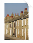 Fishermen's Cottages on The Strand in Hugh Town by Corbis