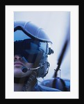 Helicopter Pilot by Corbis