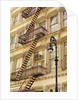 Historic Greene Street Building by Corbis