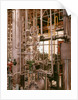 1970s Interior Atomic Power Plant Maze Of Pipes Piping Valves Gauges Nuclear Energy Industry by Corbis