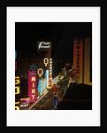 1960s Las Vegas Fremont Street by Corbis