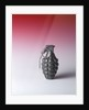1940s 1950s Serrated Cast Iron Pineapple Hand Grenade by Corbis