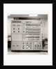 1960s 1970s Control Panel Ibm System 360 Computer by Corbis