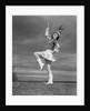 1940s Woman Drum Major In Majorette Band Uniform Twirling Baton by Corbis