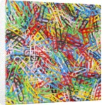 Colorful Paper Clips by Corbis