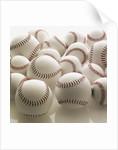 Baseballs by Corbis