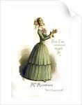Mrs. Micawber Illustration by Corbis