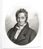 Portrait of Augustin Pyramus de Candolle by Corbis