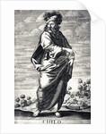 Portrait of Chilon of Sparta by Corbis