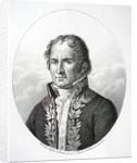 Portrait of Antoine Francois, Comte de Fourcroy by Corbis