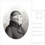 Portrait of Johan Gottlieb Gahn by Corbis