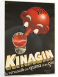 Kinagin Poster by E. Patke