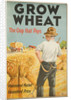 Grow Wheat the Crop That Pays Poster by Till