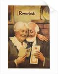 Rewarded! Poster by Corbis