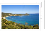 Campomoro Bay on Corsica by Corbis