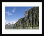 Steep Cliffs Along Snettisham Bay in Alaska by Corbis
