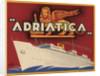 Adriatica Luggage Label by Corbis