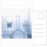 Chemistry Equipment by Corbis