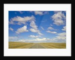 Paved Highway across Pampas by Corbis