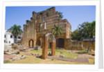 Ruins of Hospital San Nicolas de Bari by Corbis