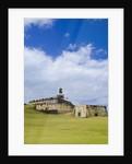 El Morro Fort in Old San Juan by Corbis