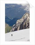 Marmolada Glacier by Corbis