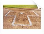 Batter's box by Corbis