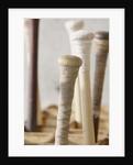 Baseball bats by Corbis