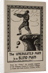 The Uneducated Man Is a Blind Man Postcard by Corbis