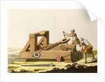 Print of Roman Onager by Corbis