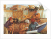 Division of Labor and Specialization Illustration by Corbis