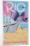 Rio Braniff International Airways Poster by Corbis