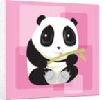 Anime Panda by Corbis