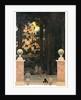 The Sugar-Plum Tree by Maxfield Parrish