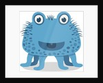 Blue Monster by Corbis
