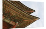 Eaves on the Changdeokgung Palace by Corbis