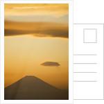 Mt. Fuji from Arasaki Point by Corbis