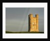 Broadway Tower standing prominently in the Cotswolds by Corbis