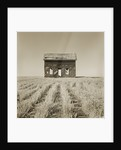 Abandoned Farm House Still Standing by Tom Marks